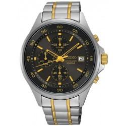 Reloj Seiko Hombre SKS481P1 Cronógrafo Quartz