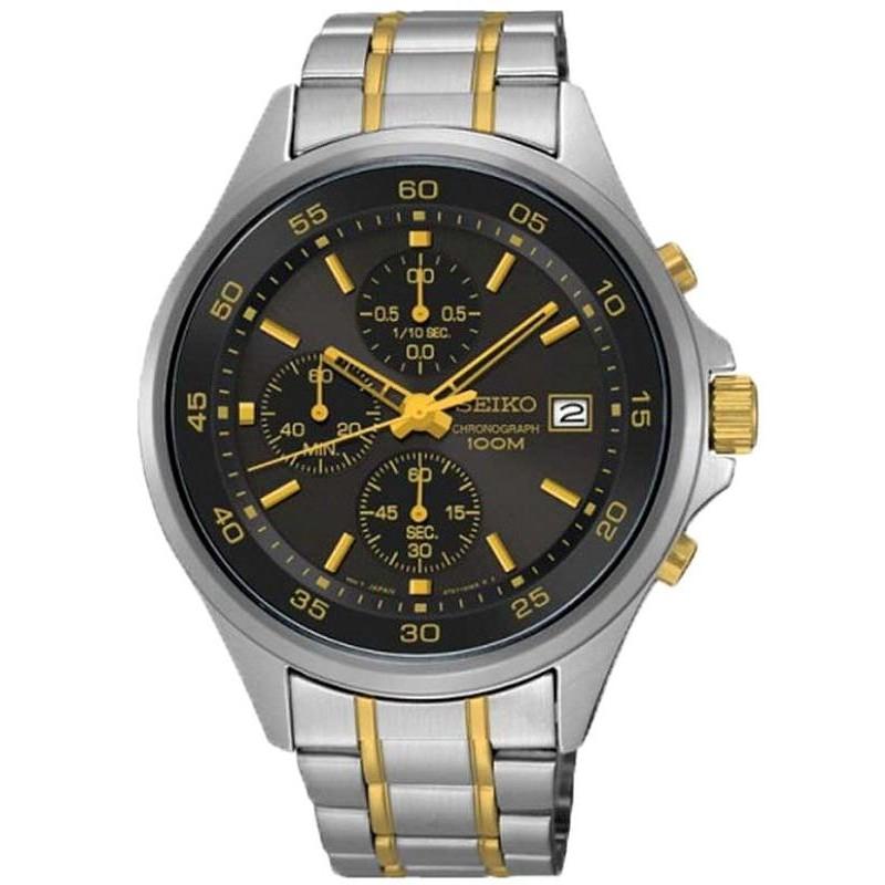 db9887d44083 Reloj Seiko Hombre SKS481P1 Cronógrafo Quartz - Joyería de Moda
