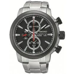 Reloj Seiko Hombre Neo Sport Alarm Chronograph Quartz SNAF47P1
