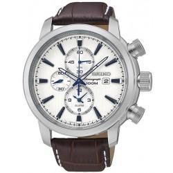 Comprar Reloj Seiko Hombre Neo Sport Alarm Chronograph Quartz SNAF51P1