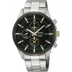 Reloj Seiko Hombre Sportura SNDC85P1 Cronógrafo Quartz