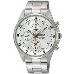 Reloj Seiko Hombre Sportura SNDC87P1 Cronógrafo Quartz