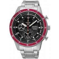 Reloj Seiko Hombre SNDF37P1 Cronógrafo Quartz