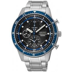 Reloj Seiko Hombre SNDF39P1 Cronógrafo Quartz