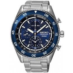 Comprar Reloj Seiko Hombre SNDG55P1 Cronógrafo Quartz