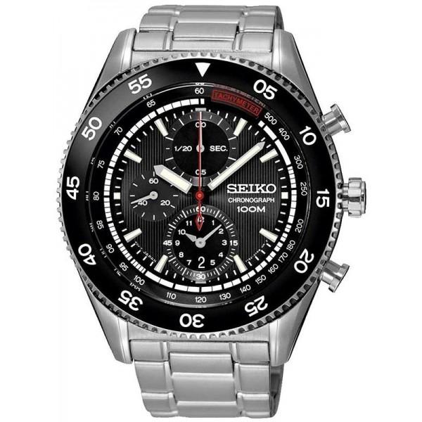Comprar Reloj Seiko Hombre SNDG57P1 Cronógrafo Quartz