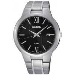 Reloj Seiko Hombre SNE387P1 Date Solar