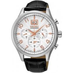 Reloj Seiko Hombre SPC087P1 Cronógrafo Quartz