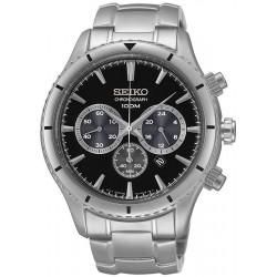 Comprar Reloj Seiko Hombre Neo Sport SRW035P1 Cronógrafo Quartz