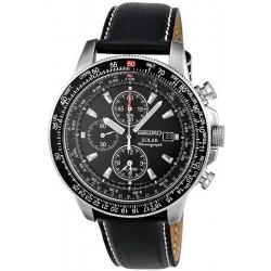 Reloj Seiko Hombre Prospex Sky Chronograph Solar SSC009P3