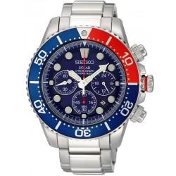 Comprar Reloj Seiko Hombre Prospex Chronograph Diver's 200M Solar SSC019P1