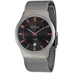 Reloj Skagen Hombre Grenen Titanium 233XLTTMO