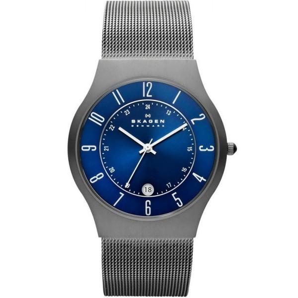 Comprar Reloj Skagen Hombre Grenen Titanium 233XLTTN