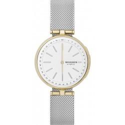 Comprar Reloj Skagen Connected Mujer Signatur T-Bar Hybrid Smartwatch SKT1413