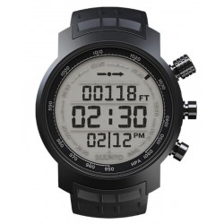 Comprar Reloj Hombre Suunto Elementum Terra Black Rubber / Light Display SS018732000