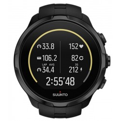 Comprar Reloj Hombre Suunto Spartan Sport Wrist HR All Black SS022662000