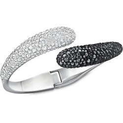 Pulsera Swarovski Mujer Louise Black and White 5017138