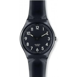 Reloj Swatch Unisex Gent Black Suit GB247