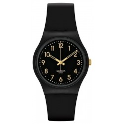 Reloj Swatch Unisex Gent Golden Tac GB274
