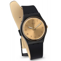 Reloj Swatch Unisex Gent Golden Friend Too GB288