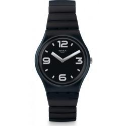 Reloj Swatch Unisex Gent Blackhot S GB299B