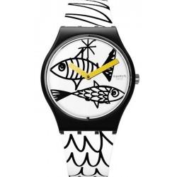 Reloj Swatch Unisex Gent Pesciolini GB303