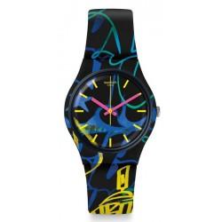 Reloj Swatch Unisex Gent Nightclub GB318