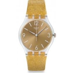 Reloj Swatch Mujer Gent Sunblush GE242C