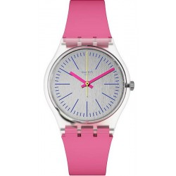 Comprar Reloj Swatch Mujer Gent Fluo Pinky GE256