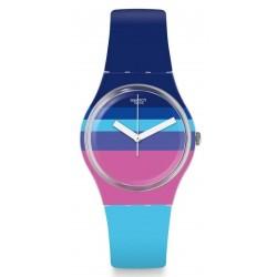 Reloj Swatch Mujer Gent Azul'Heure GE260