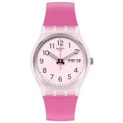 Reloj Swatch Mujer Gent Rinse Repeat Pink GE724
