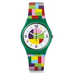 Comprar Reloj Swatch Unisex Gent Tet-Wrist GG224