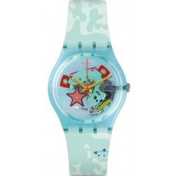 Reloj Swatch Mujer Gent Piscina GL121