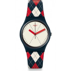 Reloj Swatch Unisex Gent Socquette GN255