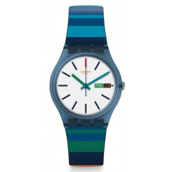 Reloj Swatch Unisex Gent Color Crossing GN724