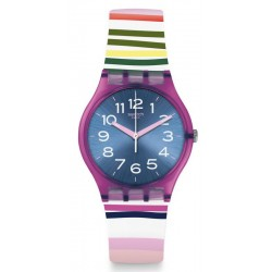 Comprar Reloj Swatch Mujer Gent Funny Lines GP153
