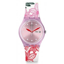 Reloj Swatch Mujer Gent Summer Leaves GP702