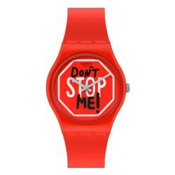 Reloj Swatch Unisex Gent Don't Stop Me ! GR183