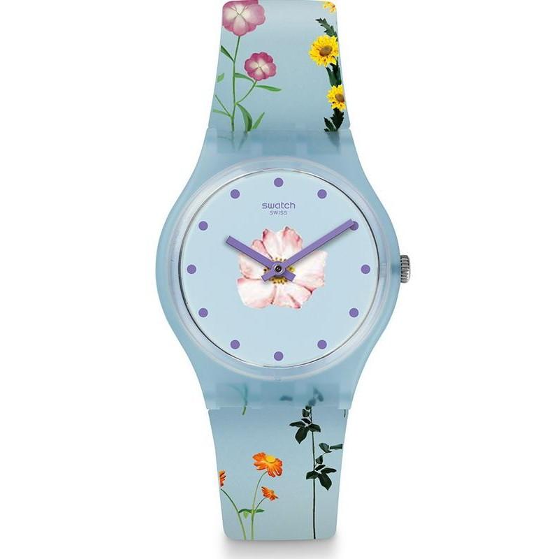 Reloj Swatch Mujer Gent Pistillo Gs152 Joyer 237 A De Moda