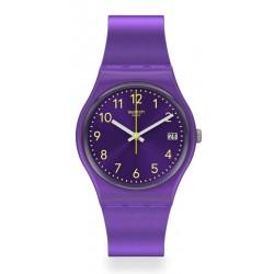 Reloj Swatch Mujer Gent Purplazing GV402