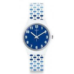 Reloj Swatch Mujer Gent Paveblue GW201