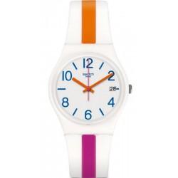 Reloj Swatch Mujer Gent Pinkline GW408