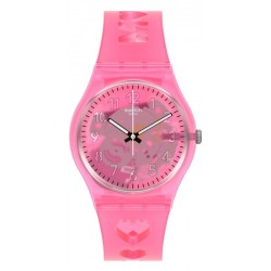 Reloj Swatch Mujer Gent Love With All The Alphabet GZ354