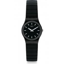 Reloj Swatch Mujer Lady Flexiblack S LB183B