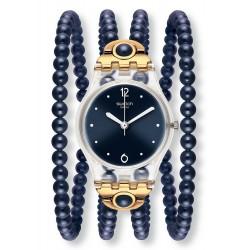 Reloj Swatch Mujer Lady Night Prohibition LK352