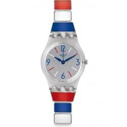 Reloj Swatch Mujer Lady Miss Mariniere LK364G