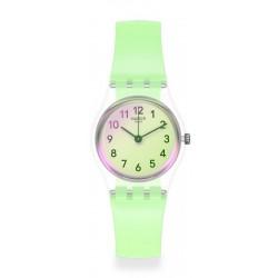 Reloj Swatch Mujer Lady Casual Green LK397