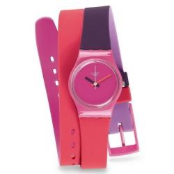 Reloj Swatch Mujer Lady Fun In Pink LP137