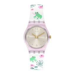 Reloj Swatch Mujer Lady Enchanted Pond LP160