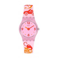 Reloj Swatch Mujer Lady #Chillipassion LP164